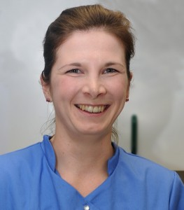 Vet Kate Hornby at the Grove Veterinary Centre in Barrow-in-Furness. JON GRANGER REF: 50040499B000